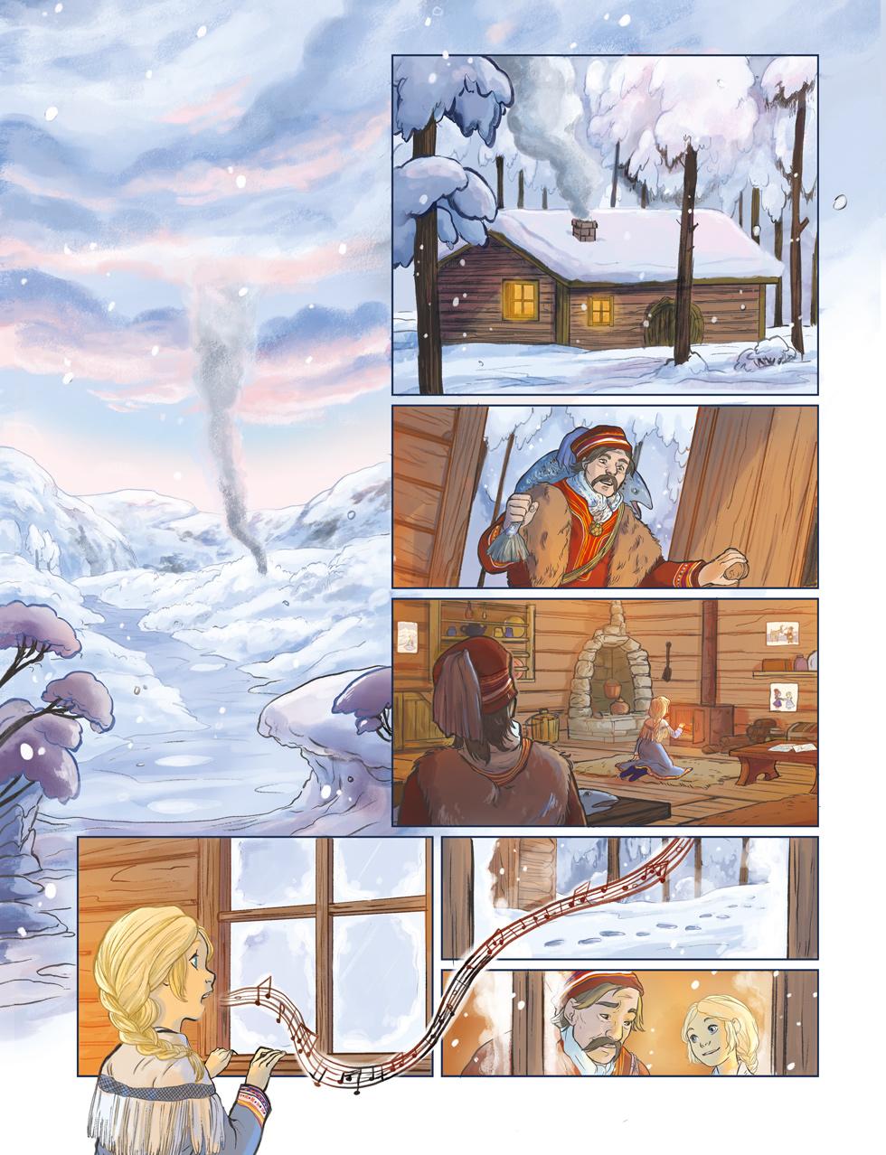 Les voyages de lotta-page 01-comic-Jungle Edition